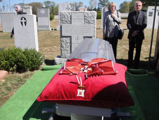Zofia Korbonska's Funeral, Doylestown, PA, September 11, 2010
