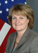 The Under Secretary for Public Diplomacy and Public Affairs Judith McHale